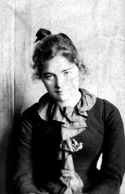 Photograph of Emily Carr