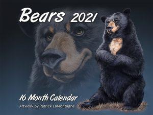 Bears 2021 Calendar