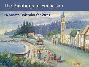 Emily Carr 2021 Calendar