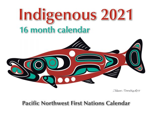 Indigenous 2021 Calendar