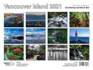 Vancouver Island 2021 Calendar