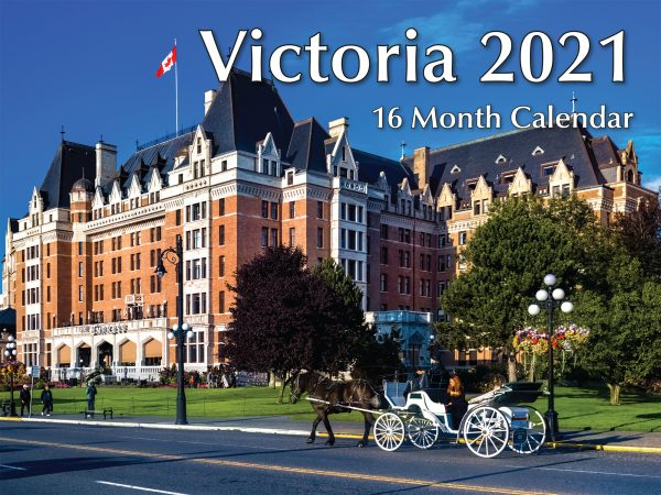 Victoria 2021 Calendar
