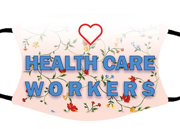 I Heart Healthcare Workers
