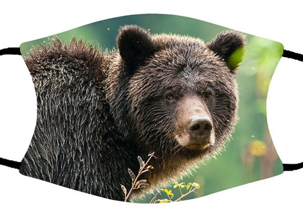 Grizzly Profile face mask