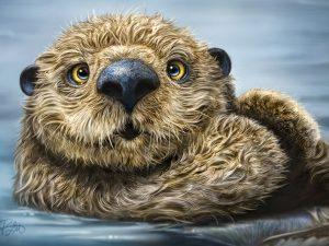 Patrick Lamontagne Otter