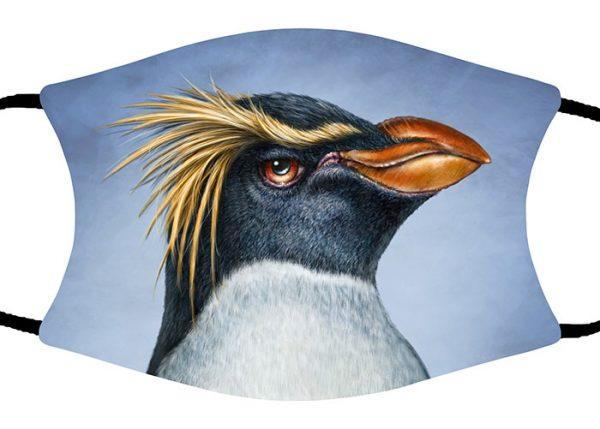 Penguin face mask