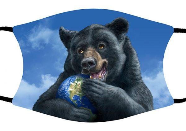 Bear Hug face mask