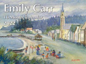 PMEC2022 Emily Carr Calendar 2022