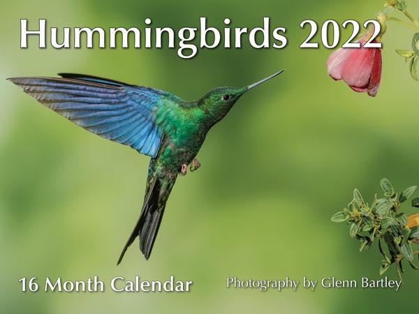 Hummingbirds Calendar 2022