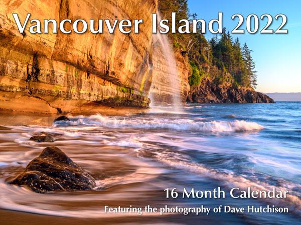 PMVI2022 Vancouver Island Calendar 2022