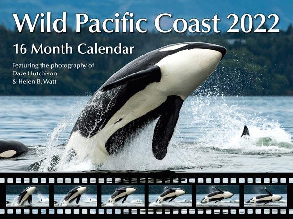 PMWPC2022 Wild Pacific Coast Calendar 2022