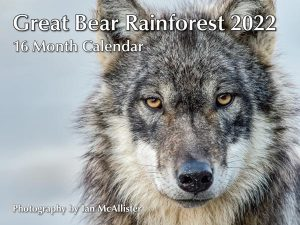 PMIM2022 Great Bear Rainforest Calendar 2022