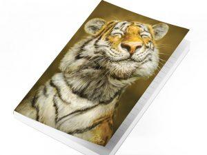 Smiling Tiger Notebook